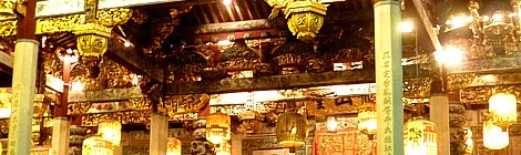 Khoo Kongsi shines bright and beautiful